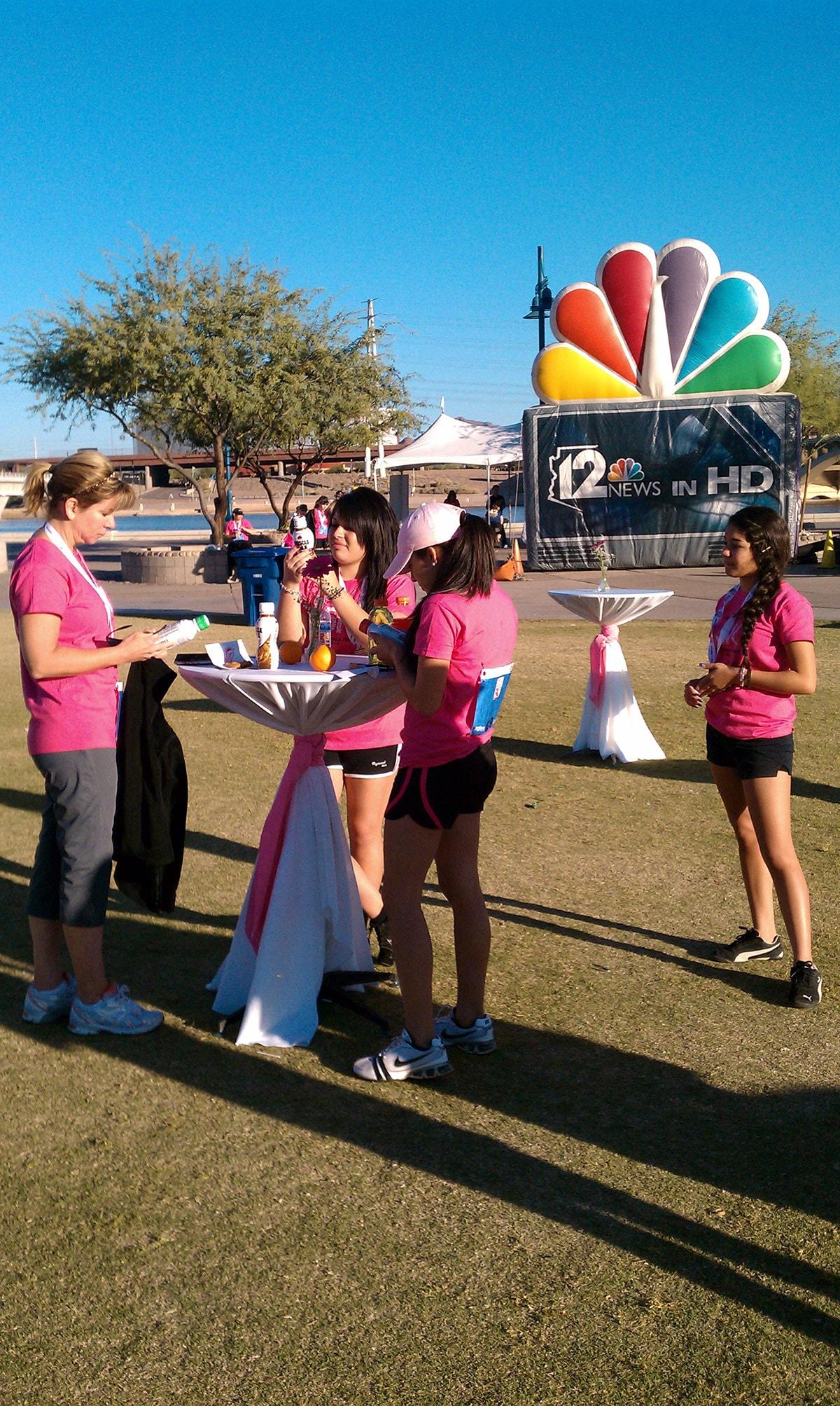 Tempe Scottsdale women's 5K