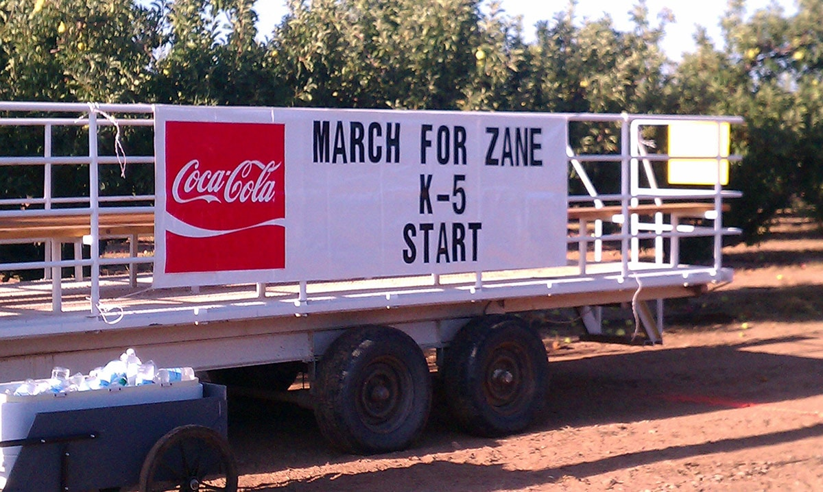 March for Zane