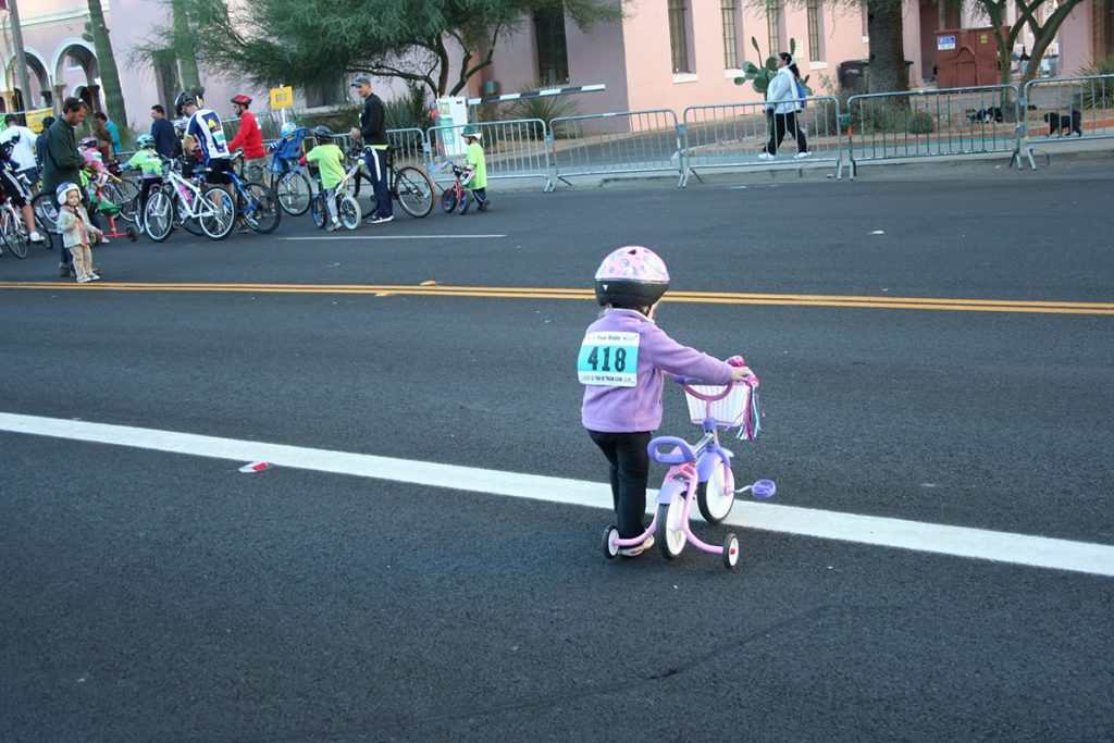 El Tour De Tucson Kids Ride