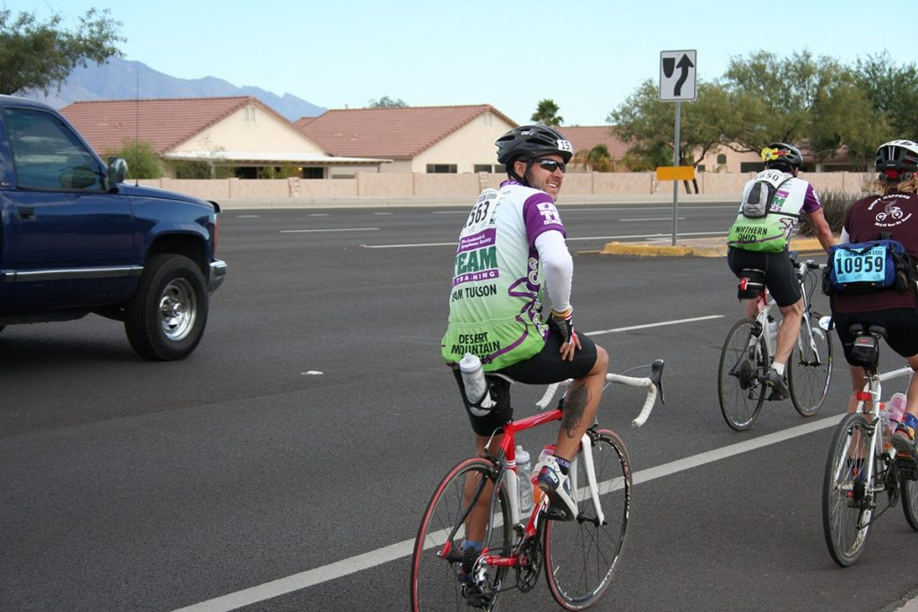 El Tour De Tucson-Full 109 mile ride